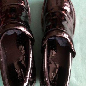 b.o.c Women's Black Clogs- Size 9.5